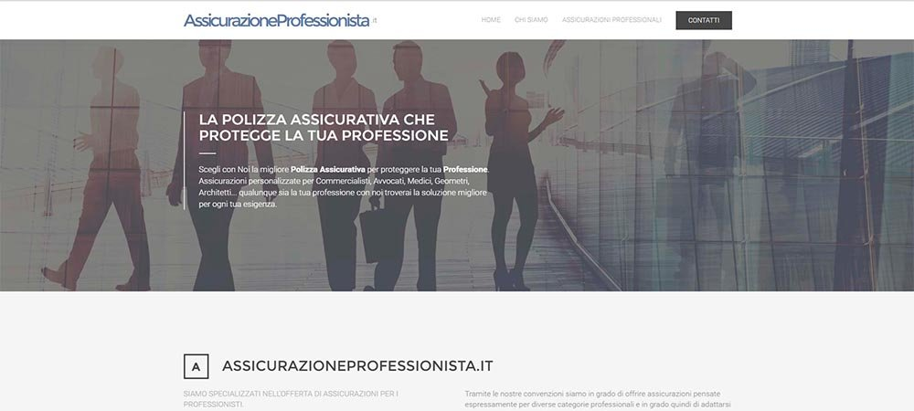 Nasce AssicurazioneProfessionista.it