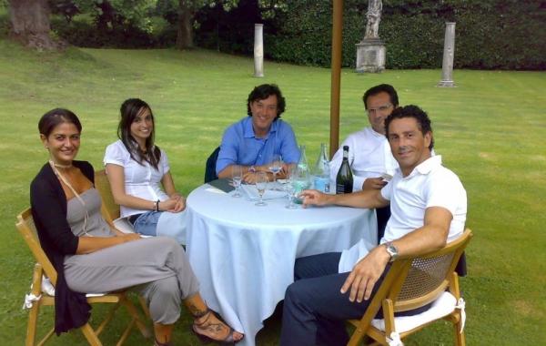 Pranzo con i colleghi di Saluzzo Broker