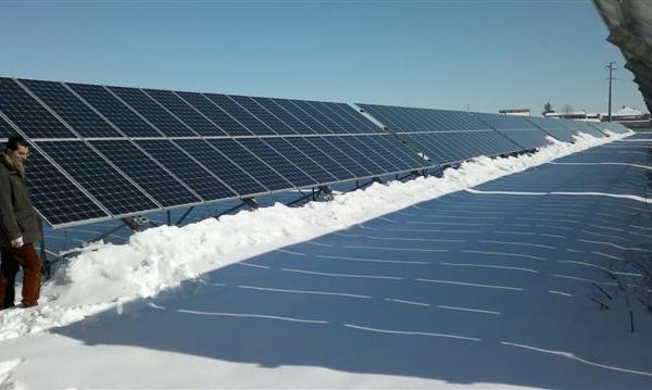 Impianto fotovoltaico assicurato con polizza All Risks